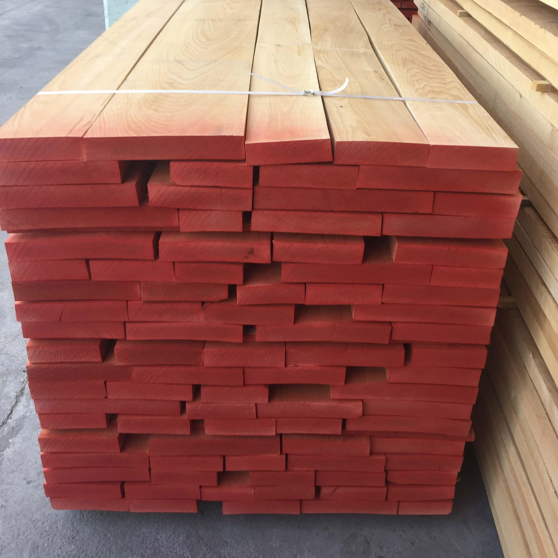 NLA Steamed square edged beechwood